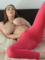 Busty Buffy Masturbating And Fingering Pussy - Picture 6