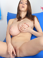 Sexy Teen With Big Tits Gets Her Tight Pussy Broken In By Big Toy - Picture 13